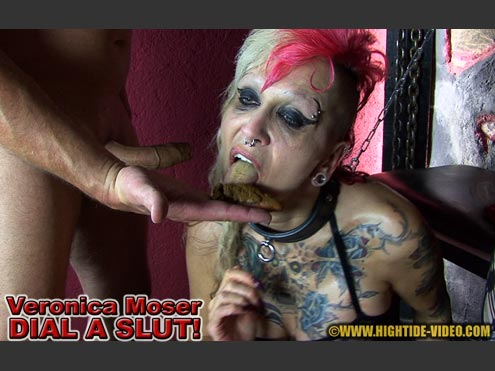 Tube veronica moser scat Dirty bitch